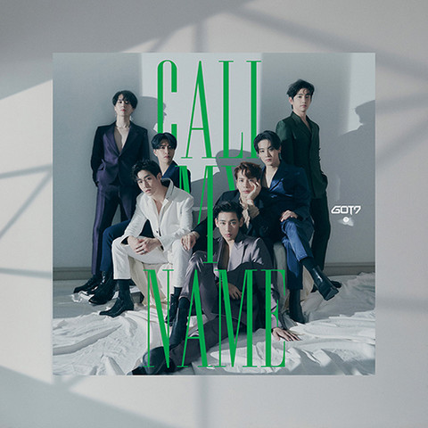 GOT7 – CALL MY NAME (10TH MINI ALBUM)