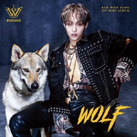 KIM WOO SUNG - WOLF (1ST MINI ALBUM)