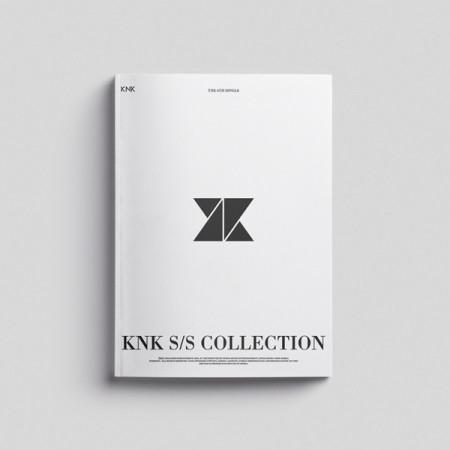 KNK - KNK S/S COLLECTION (SINGLE ALBUM)
