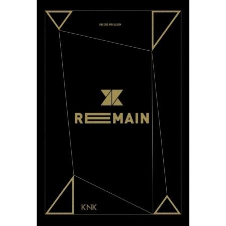 KNK - REMAIN (2ND MINI ALBUM)