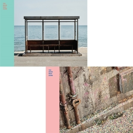 BTS - WINGS : YOU NEVER WALK ALONE (2ND ALBUM REPACKAGE)