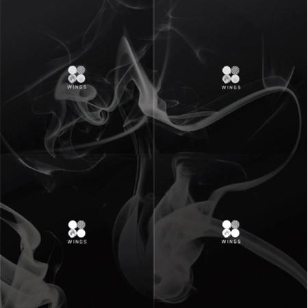 BTS - WINGS (2ND ALBUM)