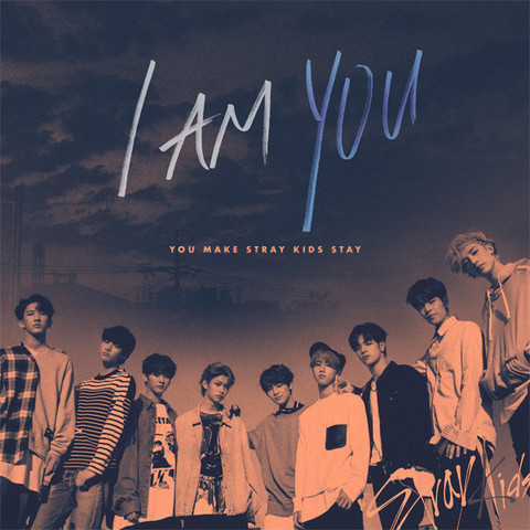 STRAY KIDS - I AM YOU (3RD MINI ALBUM)