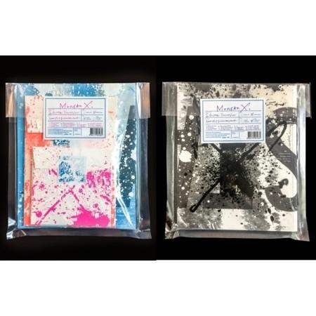 MONSTA X - SHINE FOREVER (1ST ALBUM REPACKAGE)