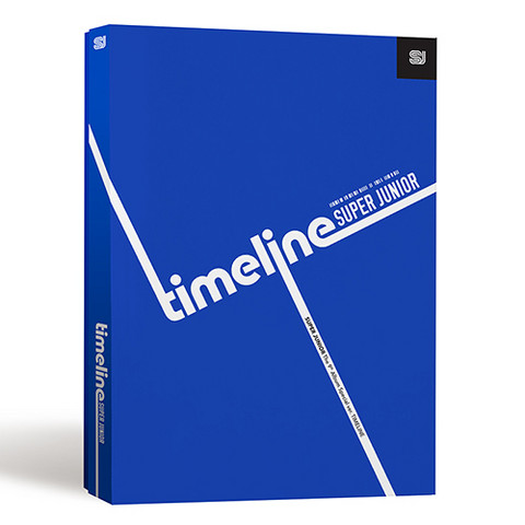 SUPER JUNIOR – TIMELINE (9TH ALBUM) SPECIAL VER