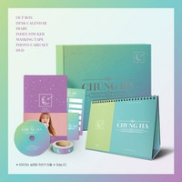 CHUNGHA – 2020 SEASON'S GREETINGS