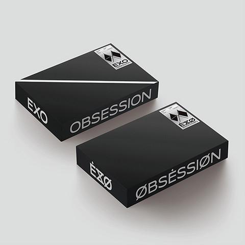 EXO - OBSESSION (6TH ALBUM)