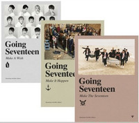 SEVENTEEN - GOING SEVENTEEN (3RD MINI ALBUM)