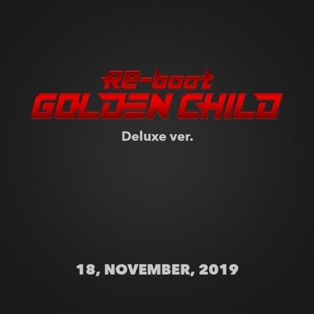 GOLDEN CHILD – RE-BOOT(1ST ALBUM) DELUXE VER.