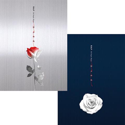 B.A.P - ROSE (6TH SINGLE ALBUM) A Ver.