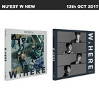 NU'EST W – W, HERE (1ST MINI ALBUM) STILL LIFE Ver.