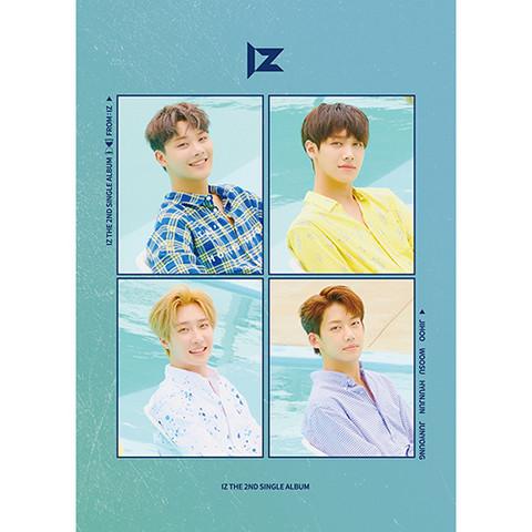 IZ - FROM:IZ (2ND SINGLE ALBUM)