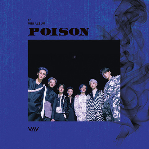 VAV - POISON (5TH MINI ALBUM)