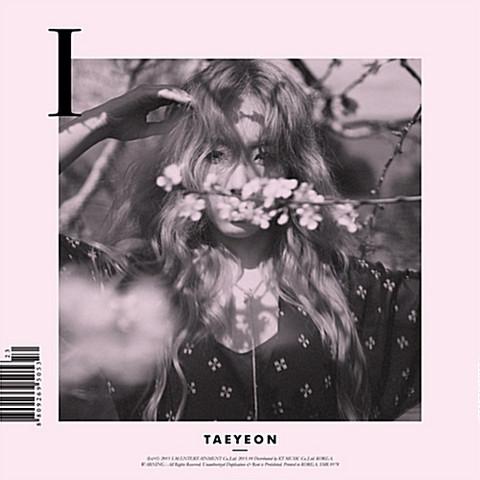 TAEYEON - I (1ST MINI ALBUM)