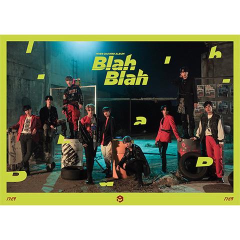1THE9 - BLAH BLAH (2ND MINI ALBUM)
