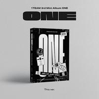 1TEAM - ONE (3RD MINI ALBUM) THIS VER.