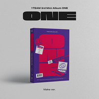 1TEAM - ONE (3RD MINI ALBUM) MAKE VER.