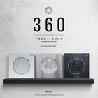 PARK JI HOON - 360 (2ND MINI ALBUM)
