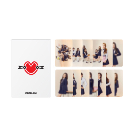 MOMOLAND - PHOTOCARD SET