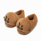 BT21 - PLUSH SLIPPERS - SHOOKY