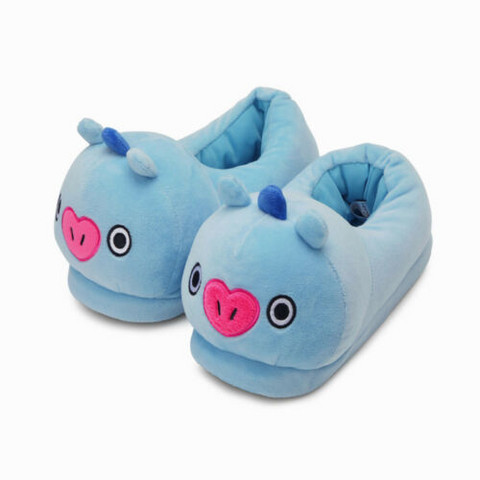 BT21 - PLUSH SLIPPERS - MANG