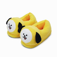 BT21 - PLUSH SLIPPERS - CHIMMY