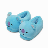 BT21 - PLUSH SLIPPERS - KOYA