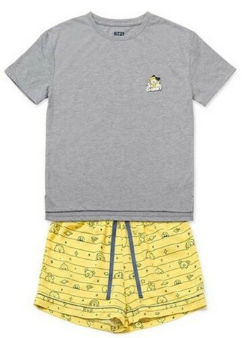 BT21 - COMIC POP PYJAMA SET - CHIMMY