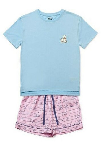 BT21 - COMIC POP PYJAMA SET - RJ