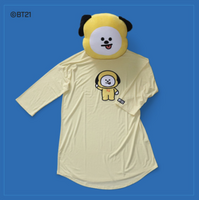 BT21 - HUNT COTTON ONE-PIECE - CHIMMY