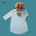 BT21 - HUNT COTTON ONE-PIECE - SHOOKY
