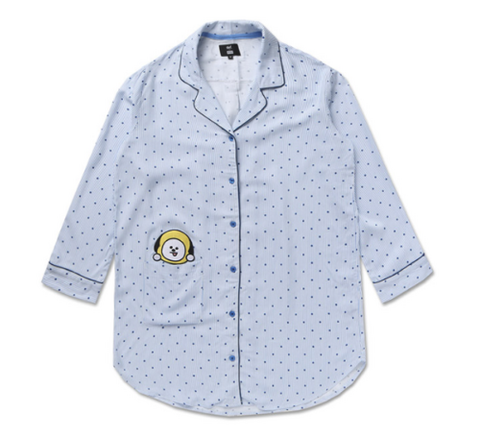 BT21 - ONE-PIECE PYJAMA - CHIMMY