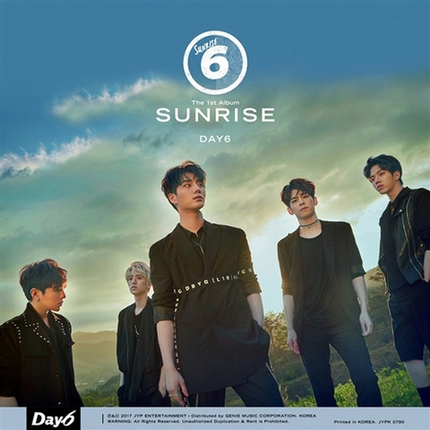 DAY6 - SUNRISE (1ST ALBUM)