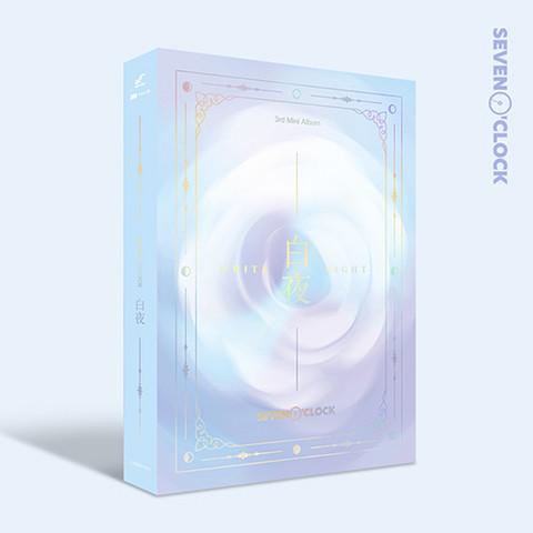 7 O'CLOCK - WHITE NIGHT (3RD MINI ALBUM)