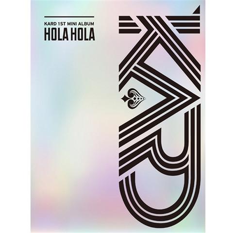KARD - HOLA HOLA (1ST MINI ALBUM)