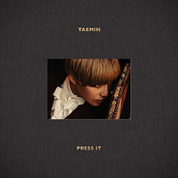 TAEMIN - PRESS IT (1ST ALBUM)
