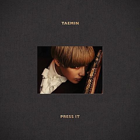 TAEMIN - PRESS IT (1ST ALBUM)