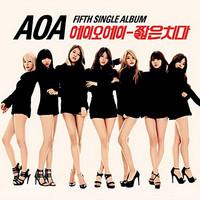 AOA - MINISKIRT (5TH SINGLE ALBUM)