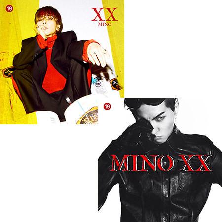 MINO - XX (1ST ALBUM)