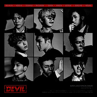 SUPER JUNIOR - DEVIL (SPECIAL ALBUM)