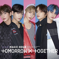 TOMORROW X TOGETHER - MAGIC HOUR (REGULAR EDITION)