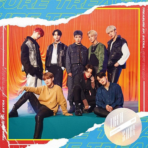 ATEEZ - TREASURE EP. EXTRA: SHIFT THE MAP (Type Z)