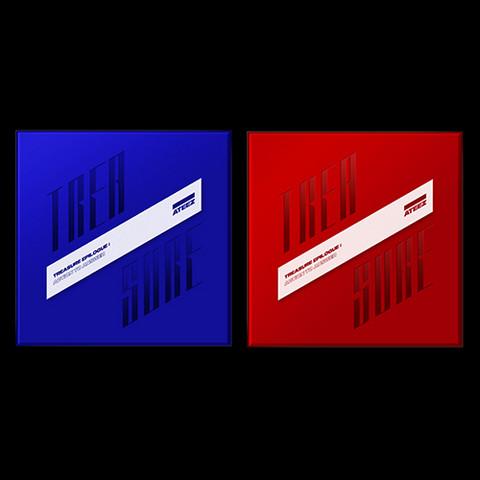 ATEEZ - TREASURE EPILOGUE : ACTION TO ANSWER (4TH MINI ALBUM)