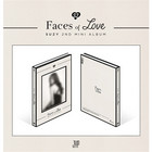 SUZY - FACES OF LOVE (2ND MINI ALBUM)