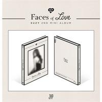 SUZY - FACES OF LOVE (2ND MINI ALBUM)