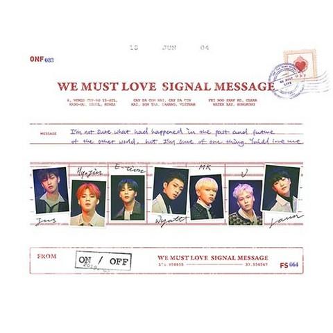 ONF - WE MUST LOVE (3RD MINI ALBUM)