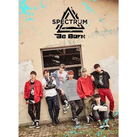 SPECTRUM - BE BORN (1ST MINI ALBUM)