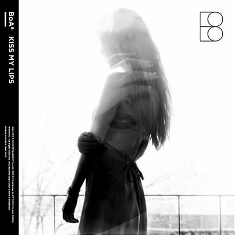 BOA - KISS MY LIPS (8TH ALBUM)