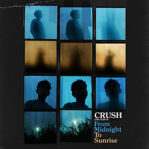 CRUSH - FROM MIDNIGHT TO SUNRISE (2ND MINI ALBUM)