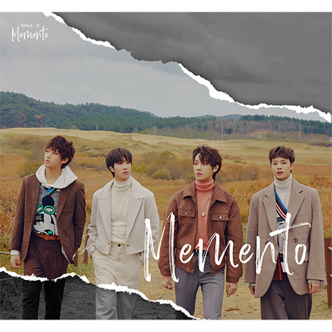 IZ - MEMENTO (SINGLE ALBUM)